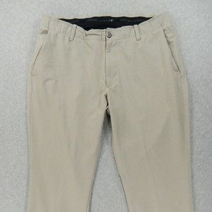 Under Armour Classic Solid Flat Front Chino Pants